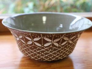 イッチン盛鉢